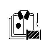 Bulk orders black linear icon