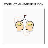 conflict management solo