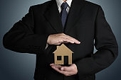 House real estate insurance protection