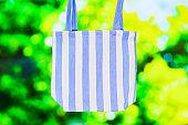 reusable bag use for ecology