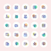 INDUSTRY 4.0 ICONS