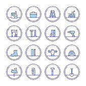 Hardware Store Icons