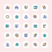 Employee Satisfaction Icons