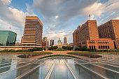 St. Louis, Missouri, USA Downtown