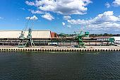 remontowa dock side in poland