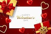 Happy Valentine's Day banner