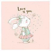 romantic Bunny