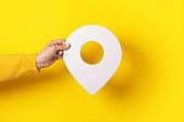 3D location symbol