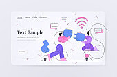 businesspeople connecting electrical plug with socket business connection new project startup concept