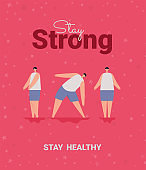 stay strong card