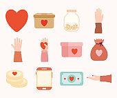 pretty giving items