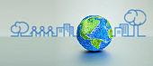 ESG, Environmental, Social and Corporate Governance. Green Energy