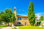 Provincial Museum of Torcello Museo Provinciale di Torcello building and Attila Throne