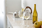 Evening and date for two at home during covid-19 lockdown