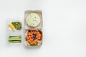 Healthy eating and food delivery to home and office