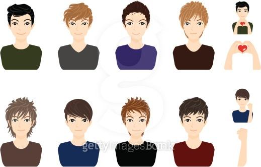 Boy / Face