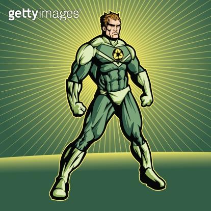 Recycle Hero (no cape)