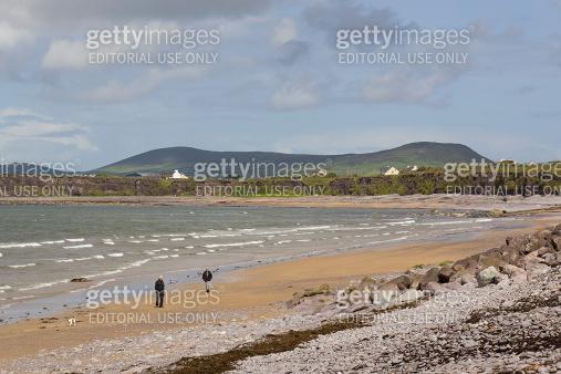 Waterville beach, Ireland