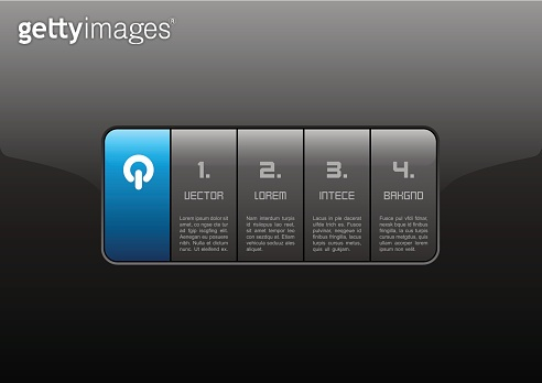 Glossy Interface