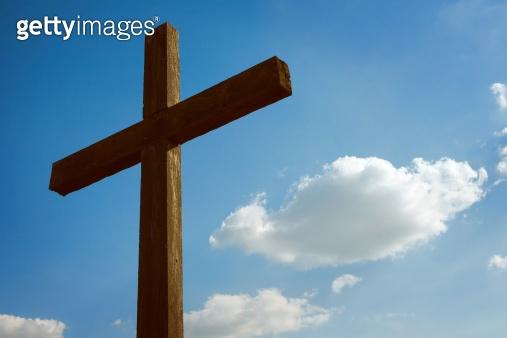 Cross and cloud
