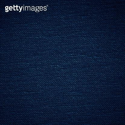 Dark Blue Textile Background.
