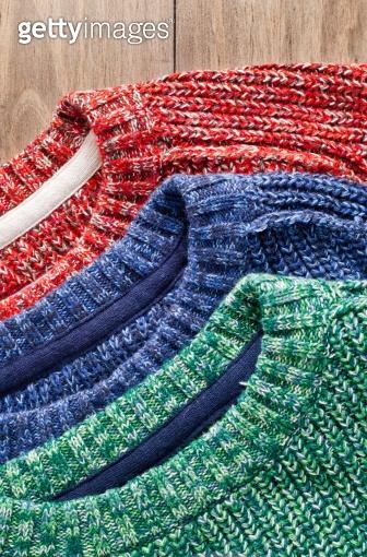 Wool jumpers