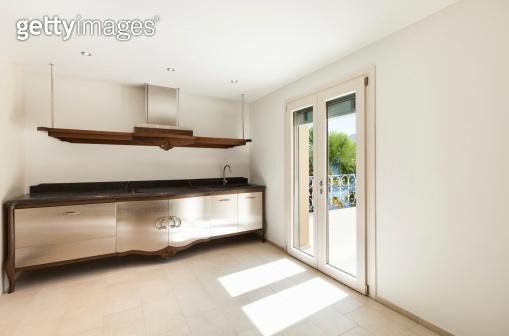 interior house, kitchen