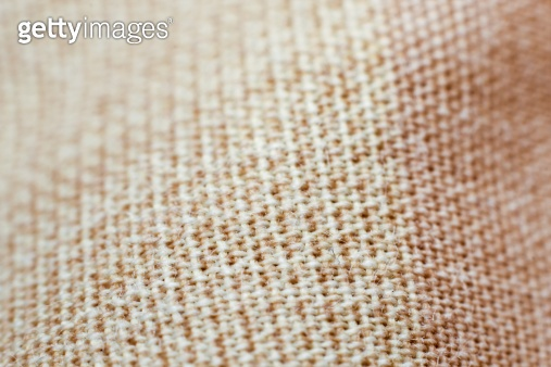 close up cotton fabric surface background