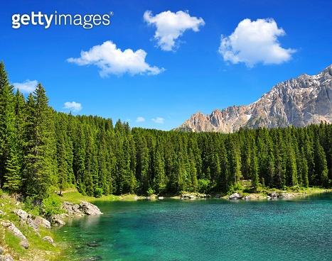 Carezza lake -  Italy