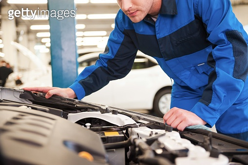 Trust your car to the experts.