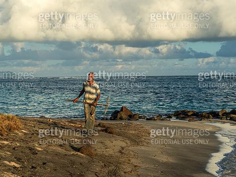 Caribbean Kelp Harvesting