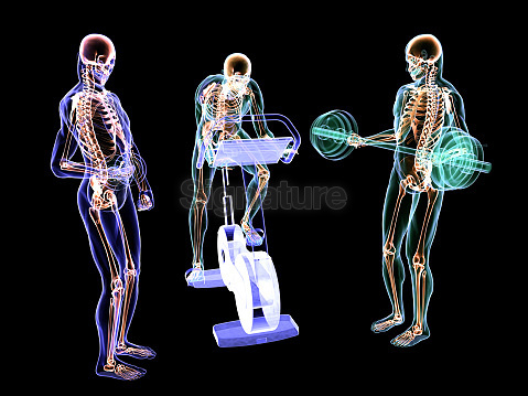 X-Ray Fitness Training