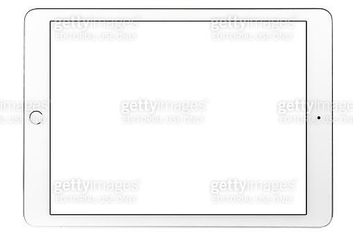 Blank White Screen iPad Air 2
