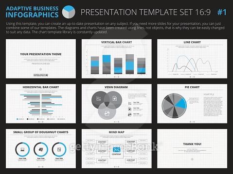 Presentation template set 1