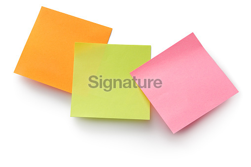 Office: Adhesive Notes