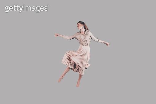 Dancing queen.