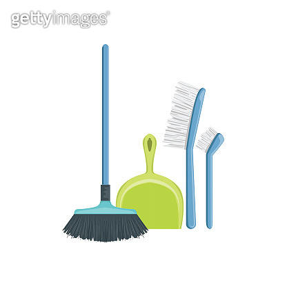Floor Dusting Household Equipment Set