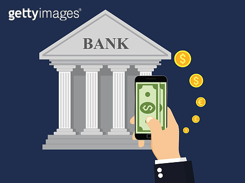 Mobile banking and mobile payment.