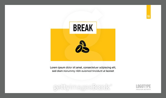 Coffe Break Presentation Slide 2