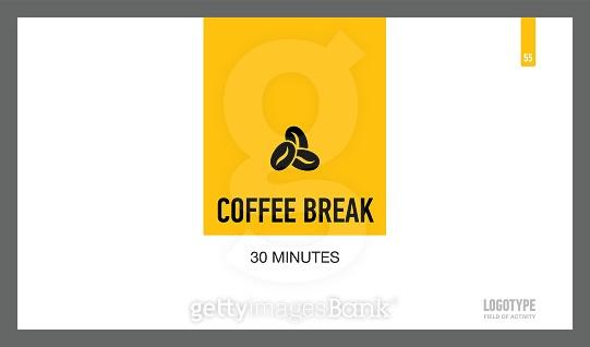 Coffee Break Presentation Slide 1