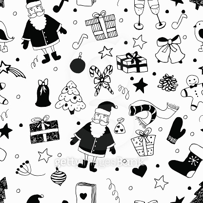 Seamless pattern for your design.