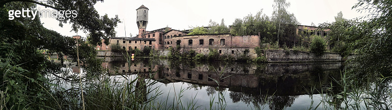 old Paper Factory