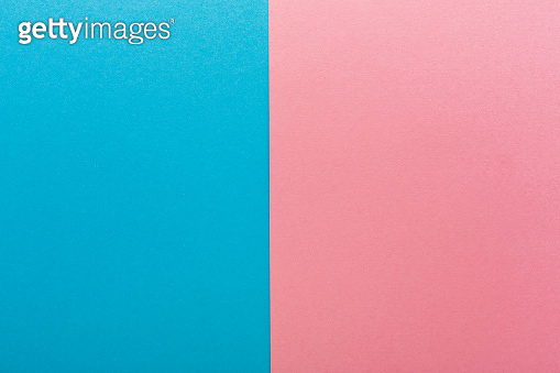 Blue and pink contrast background