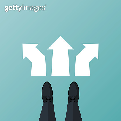 Decide direction vector