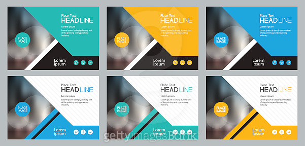 set template design for social media and web banners background, with use in presentation,brochure,book cover layout,flyers