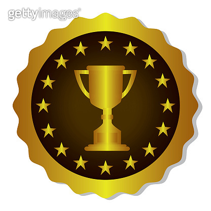 trophy championship winner