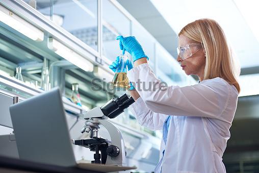 Woman in STEM