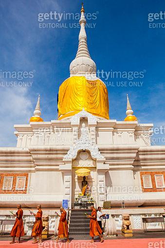 prathat nadun mahasarakham north eastern thailand
