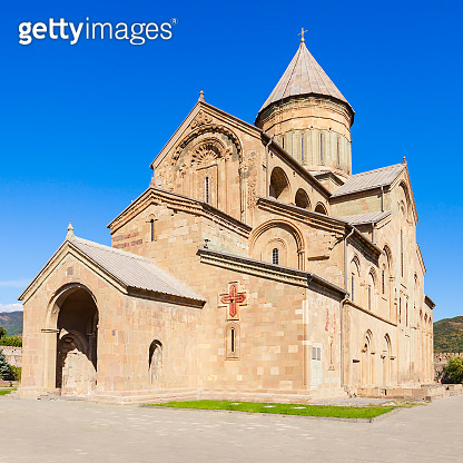 Svetitskhoveli Cathedral, Mtskheta