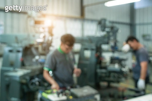 blur technician
